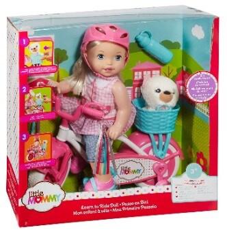 Little Mommy Meu Primeiro Passeio Mattel
