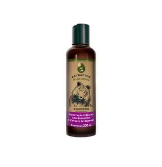 Shampoo Petlab Para Cães Pelos Longos Confrei