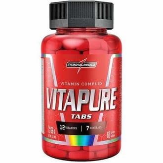 Multivitamínico Polivitamínico Vitapure (60 tabletes) – Integral Médica