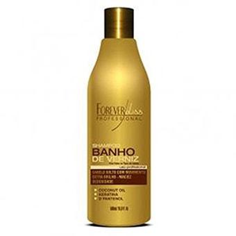 Shampoo banho de verniz forever liss 500ml