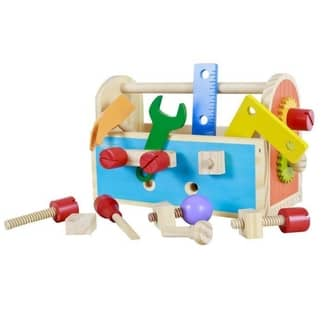 Gire e Crie Caixa de Ferramentas – Newart Toys