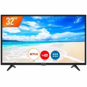 Panasonic TC-32FS500B - melhor custo eficiência Smart TV 32 polegadas