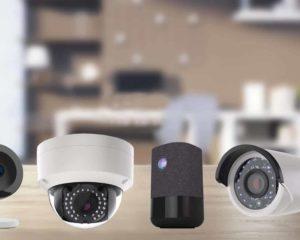 câmera segurança residencial