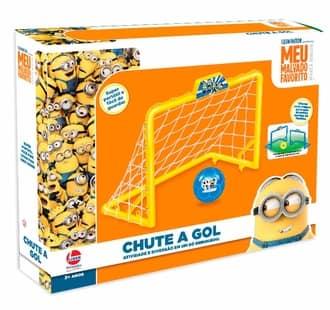 Chute a gols Minions Líder Brinquedos