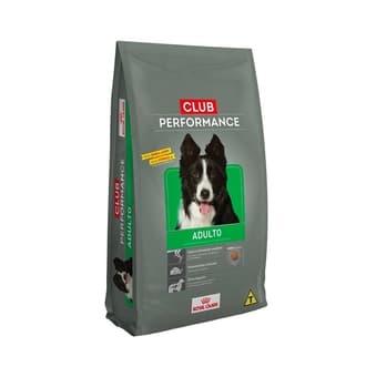 rações para cachorro royal Canin Cães adulto Club Performance