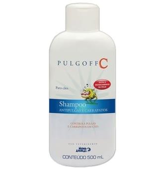 Shampoo para cachorro Anti Pulgas
