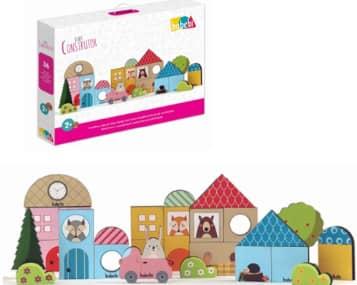 Brinquedos educativos 2 anos – Baby Construtor