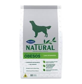 Ração Guabi Natural para Cães Adultos rações para cachorro Obesos