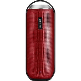 melhor caixa de som bluetooth - PHILIPS BT6000B 12W Resistente à Água