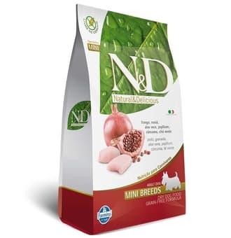 Ração N&D Grain Free para Cães Adultos