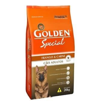 Ração Golden Special Sabor Frango