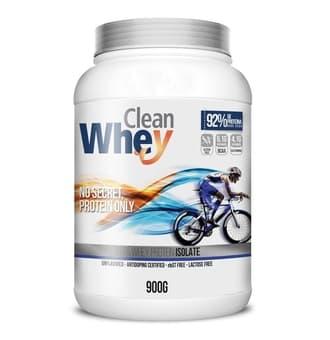 Clean Whey Protein Isolado