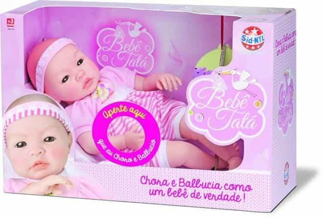 bonecas para o bebê ou criança