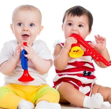 melhores brinquedos para bebês