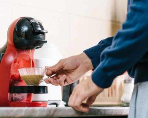 café e cafeteira