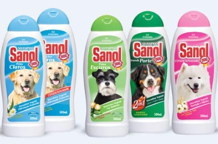 Características de um bom shampoo para cachorro