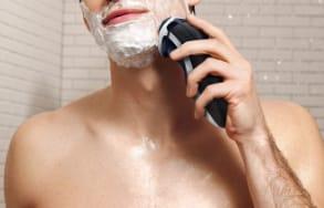 barbeador elétrico mobilidade