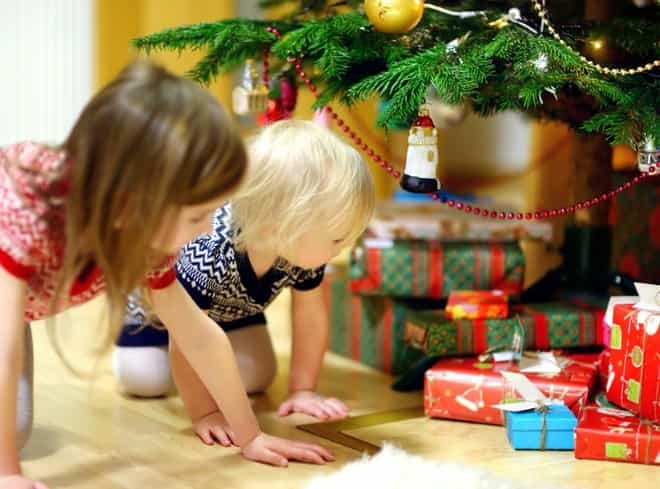 presentes de Natal para crianças
