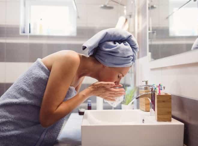 Sabonetes para rosto e corpo
