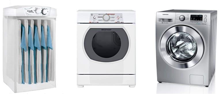 melhor secadora de roupas