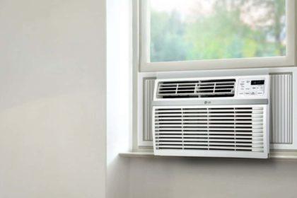 principais funcionalidades que os ares-condicionados de janela