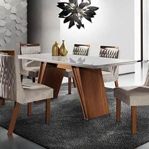 A melhor mesa de jantar para reunir os amigos