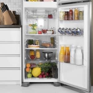 Melhor geladeira frost free Electrolux