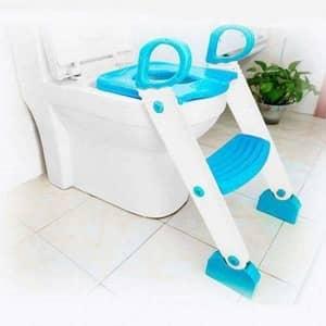 Redutor de assento sanitário com degrau - Clingo