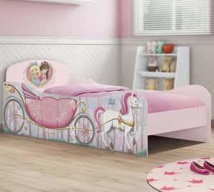 A melhor cama de princesas