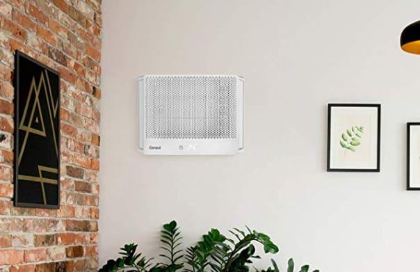 Ar-condicionado de parede ou janela