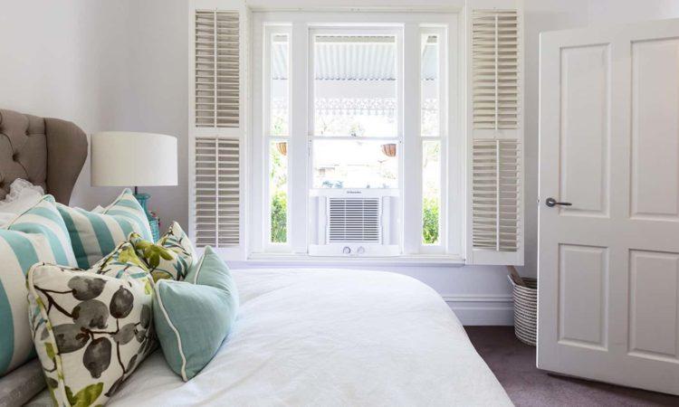 melhor Ar-condicionado de janela instalado