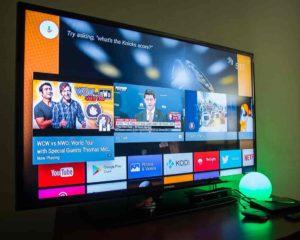 assistir tv em casa com tv box 4k