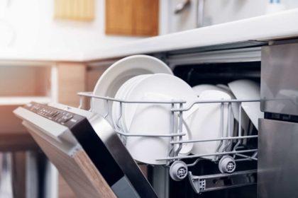 lava-louças consumo de água