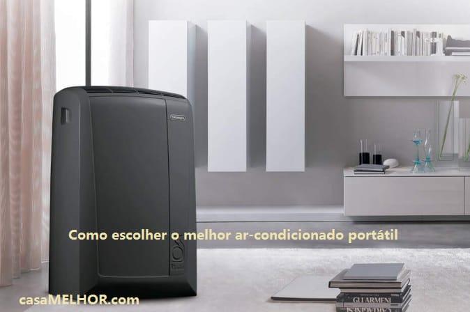 melhor ar-condicionado portátil
