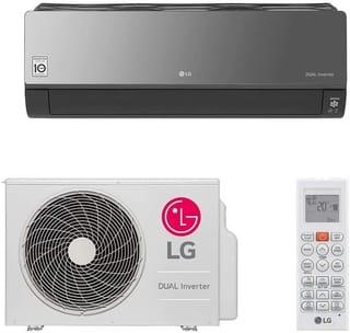 Ar-Condicionado Split LG Dual Voice Inverter