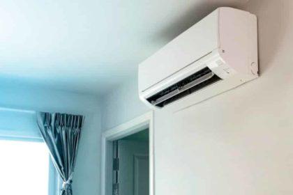 funcionalidades de um ar-condicionado split