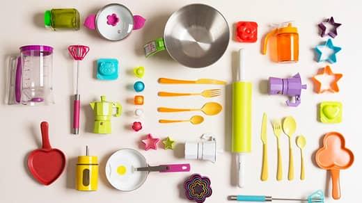 10 utensílios de cozinha indispensáveis