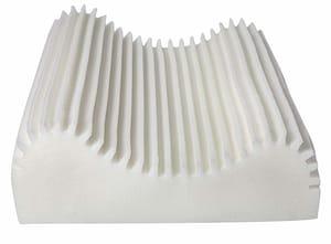 O travesseiro cervical