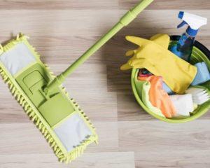 higiene e limpeza itens como escolher