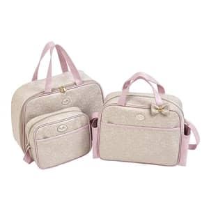 Kit de bolsas maternidade clássicas - Tutti baby