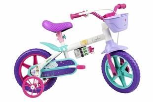 Bicicleta infantil Caloi Aro 12