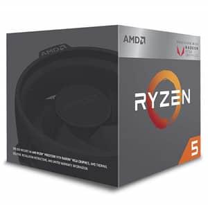 AMD Ryzen 5 2400G Processador