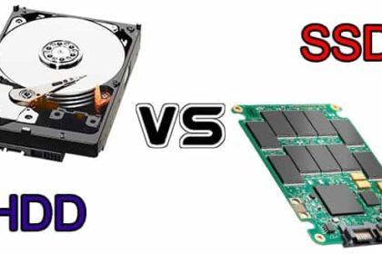 Qual a diferença entre um HD e um SSD