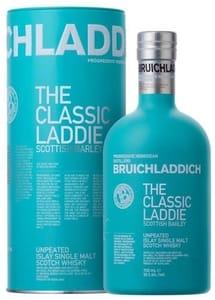 Whisky Single Malt The Classic Laddie 750ml