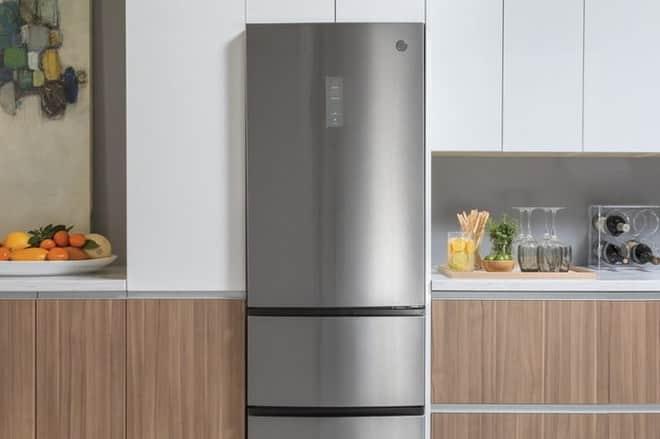 a melhor geladeira Brastemp na cozinha