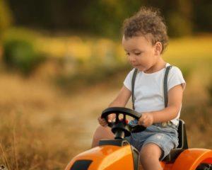 carrinho de passeio, brinquedo de carrinho 3 rodas pra criança menino