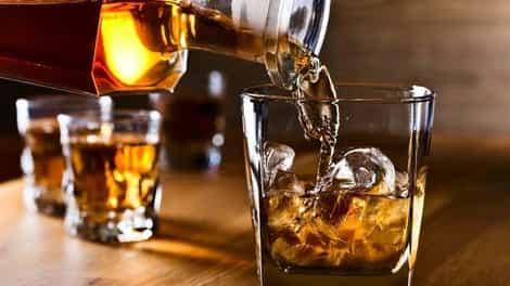 Sabores e notas whisky