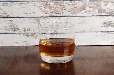 Teor alcoólico uisque