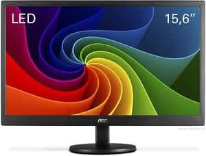 Monitor LCD AOC E1670SWU
