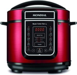 Mondial Master Cooker Red